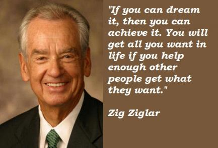 zig ziglar on MLM
