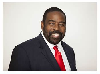 Les Brown Motivational speaker