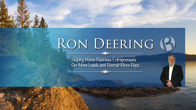 Ron Deering on MLSP, MLM, and Blogging Mastery