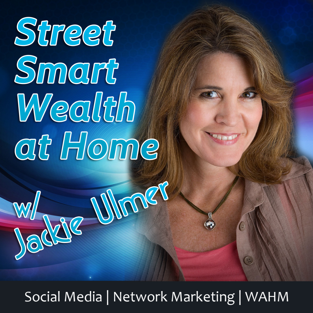 Jackie Ulmer on Network Marketing Online and Blogging for Profits