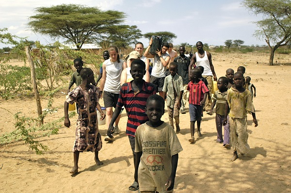 Rainfall on a Desert Tribe – My Life-Changing Travel to Africa
