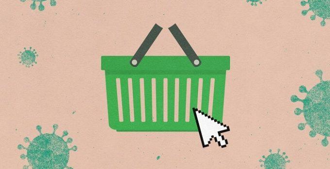 online shopping evolution during coronavirus