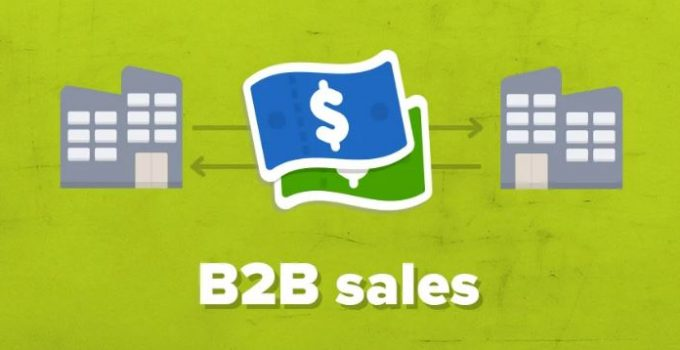 b2b sales tips business to business selling strategies