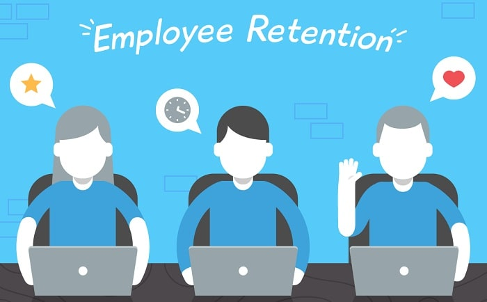 how to retain new employees improve company talent retention