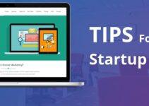 features of best startup websites
