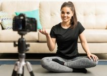 what daily vlogging blogging yoga meditation do for health and wealth