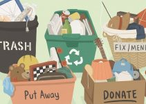declutter house waste management at home