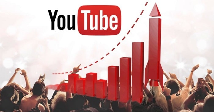 how to build an audience on YouTube channel growth step guide increase subscribers grow video views YouTuber partner