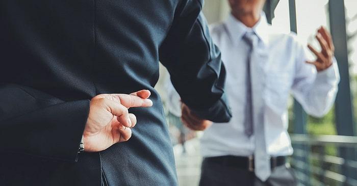 why network marketing leaders lie network marketing distributor dishonesty direct seller liar