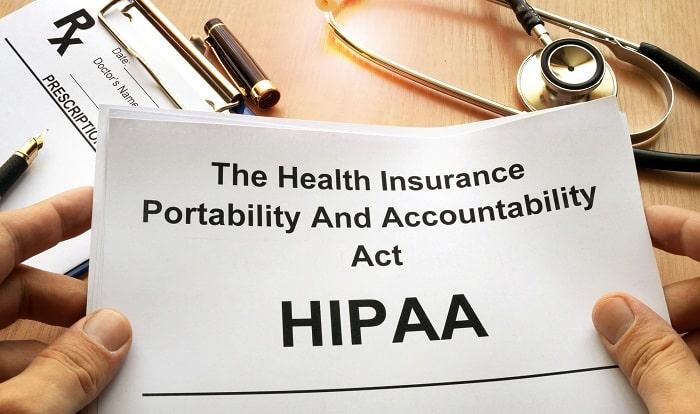 hipaa compliance business health insurance portability accountability act compliant company