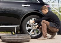 how to change a tire changing flat tyre yourself
