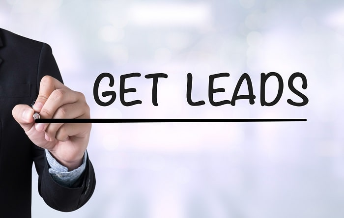 simple effective lead generation tips small business get new sales leads