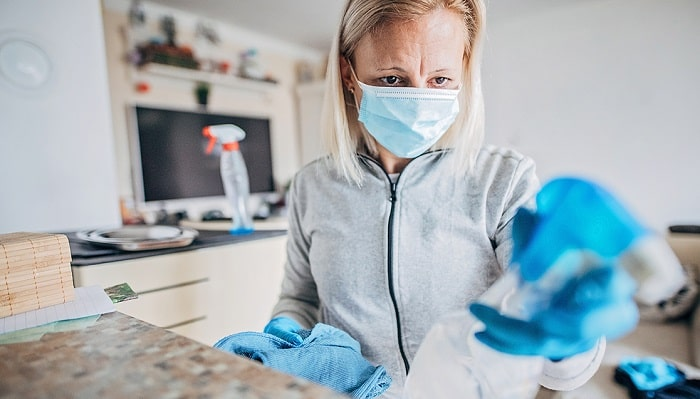 how to disinfect surfaces right clean correctly kill coronavirus sterilize covid-19 cleaning