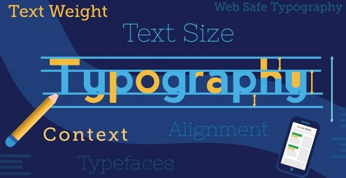 why typography matters web design fonts