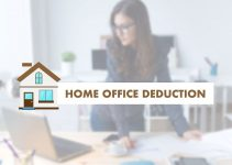 how to get home office deduction business taxes write off