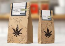 cbd oil product packaging cannabidiol package label