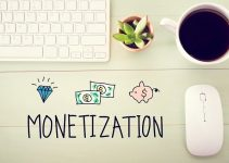 how to monetize a website increase income primary revenue source