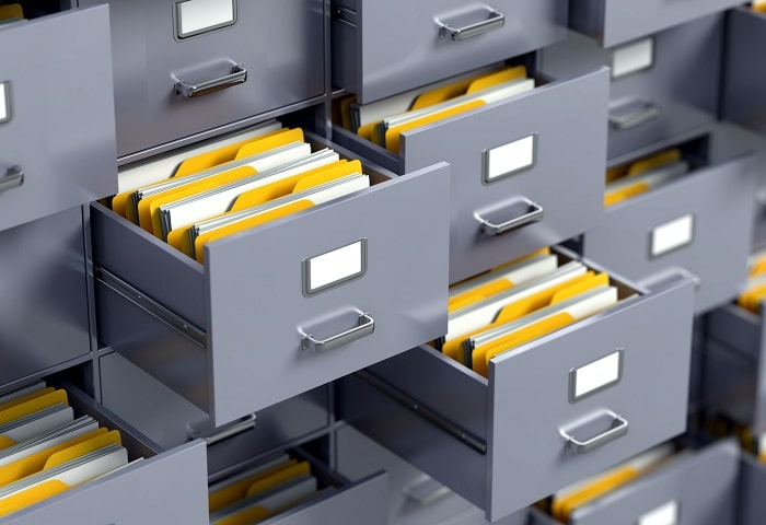 easy steps organizing documents business file sorting