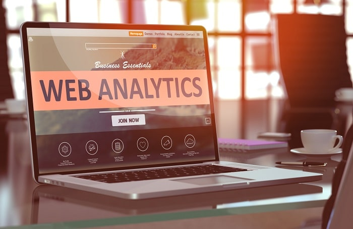 website visitor tracking tools site analytics conversion metrics