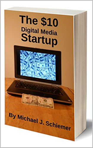 ten dollar startup ebook boostrap home business book frugal startup guide