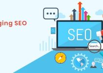 using seo in blog writing attract customers rank keywords google blogger search engine optimization