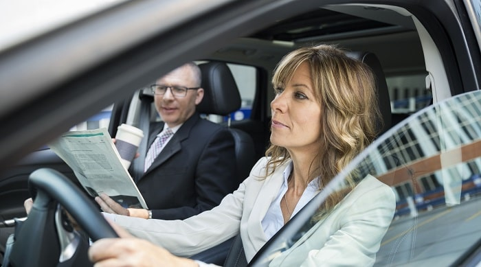 advantages leasing vehicles for business  company car lease