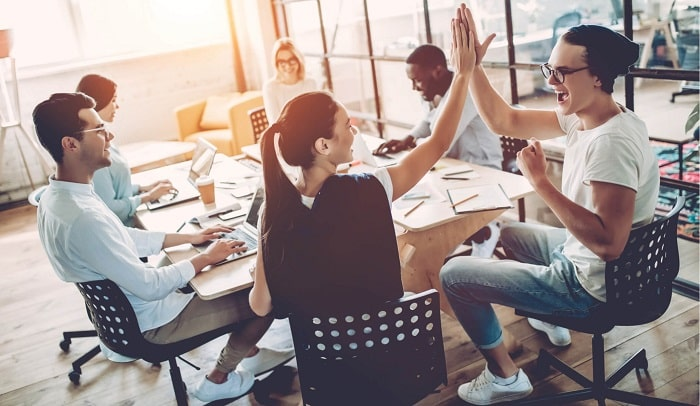 how to build a successful work team business teamwork