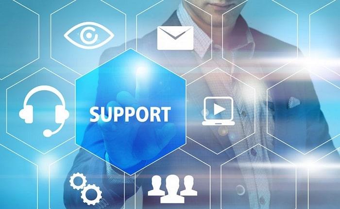 tips create help desk support team tech customer service assistance