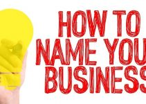 how to naming your business brand company name