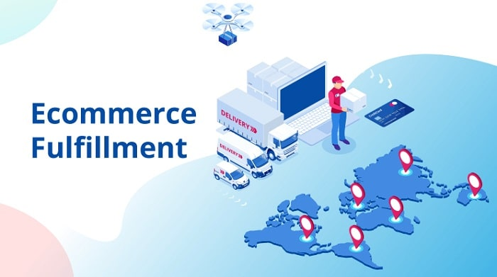 benefits outsourcing to fulfilment company ecommerce product packaging shipment