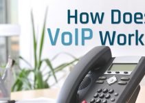 how does voip work voice over internet protocol telephone systems