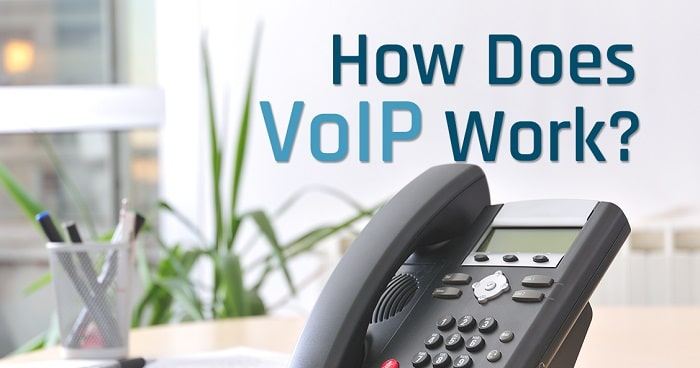 how does voip work voice over internet protocol phone systems
