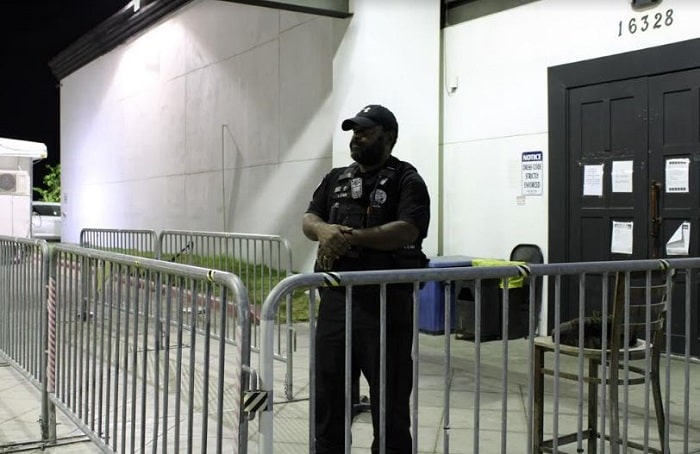 reasons for hiring security guard company professional officer protection