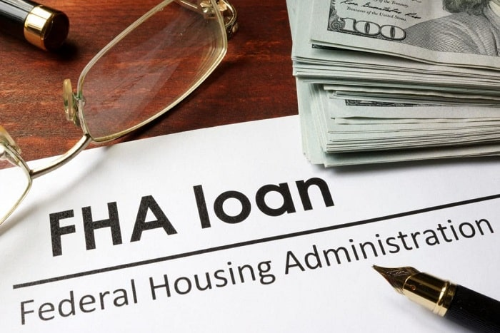 why choose fha loan house california real estate home loans