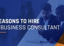 why hire a consultant business power