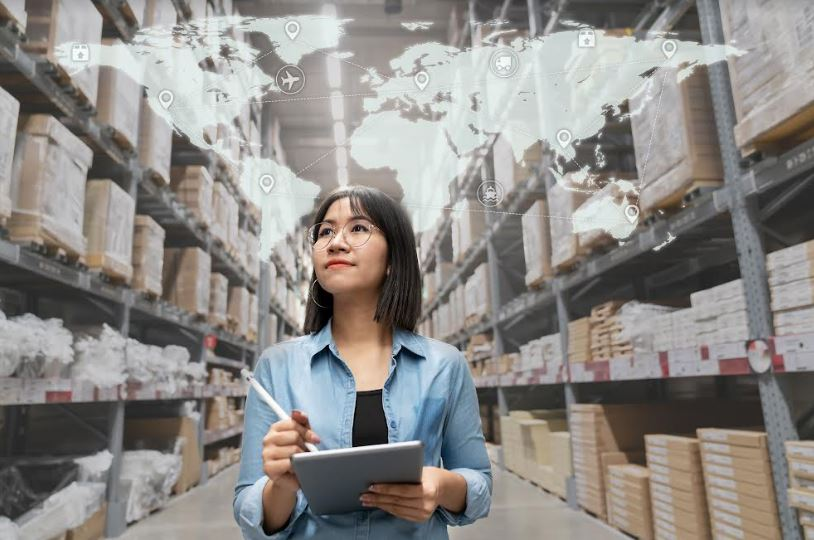 ecommerce business benefits package shipping company global shipments