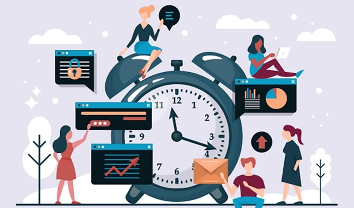 time tracking software solutions business productivity attendance tracker efficiency