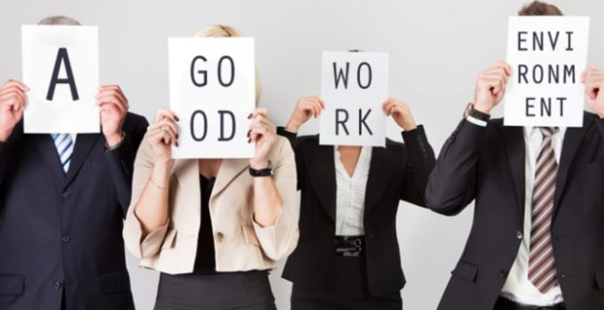 Creating A Favorable Work Environment