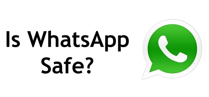 is whatsapp safe messaging service app scams data security