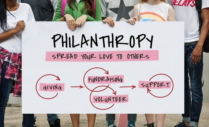 philanthropy more than just giving people work change foundations for better improve charity