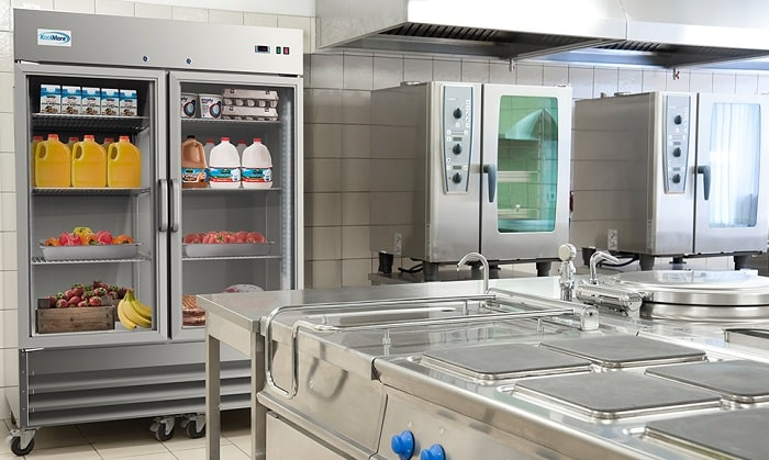 what are commercial refrigerators company fridges industrial cooling units