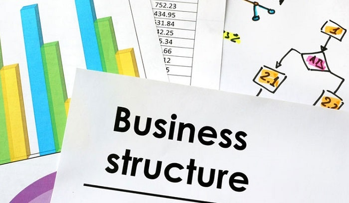 different types of business structures available company formation