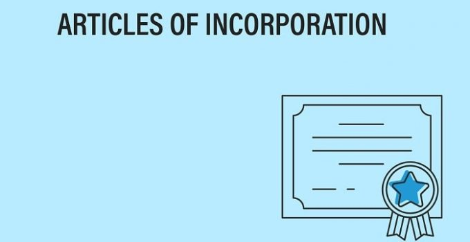 What Is an Article of Incorporation?