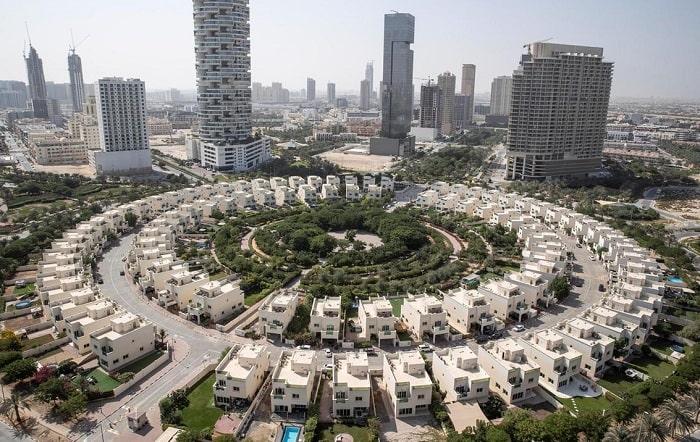 top performing residential communities in Dubai best neighborhoods UAE